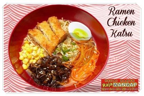 Delicious Ramen at Ramen Raja Mangap - http://disdus.com/promo.php?i=3200 #Ramen #Japanese #Food