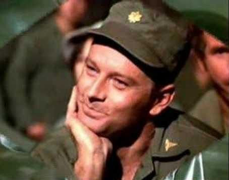 Larry Linville as Maj. Frank Burns Mash 1972-1978