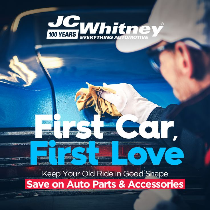 DEAL ALERT! Give your old ride some TLC this Valentine's