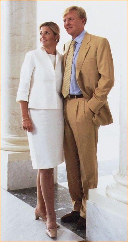 Offciële foto van Prinses Máxima, 2001