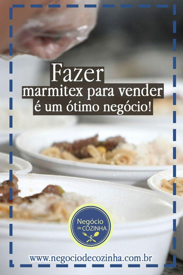 Fazer marmitex para vender é um ótimo negócio e você pode faturar muito dinheiro. Não perca a oportunidade de mudar de vida! Corre lá no nosso blog e confira. http://negociodecozinha.com.br/vender-marmitex/ #façaevenda #ganhedinheiro #cozinha #comida #marmitex #empreendedorismo #cozinhaterapia #cozinhalucrativa #negociodecozinha