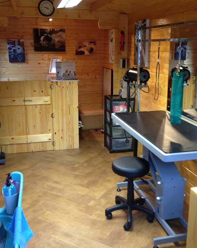 496 best images about grooming business decor on pinterest for Grooming shop floor plans