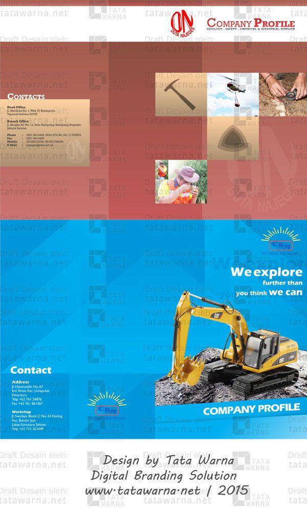 Contoh desain logo #Icon #Colour #Web #Design #DesainLogo #DesignIcon #FullColour #CompanyProfile #Design