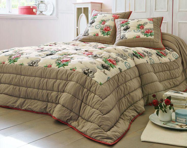 les 25 meilleures id es de la cat gorie couvre lit r tro sur pinterest couvre lit de chenille. Black Bedroom Furniture Sets. Home Design Ideas