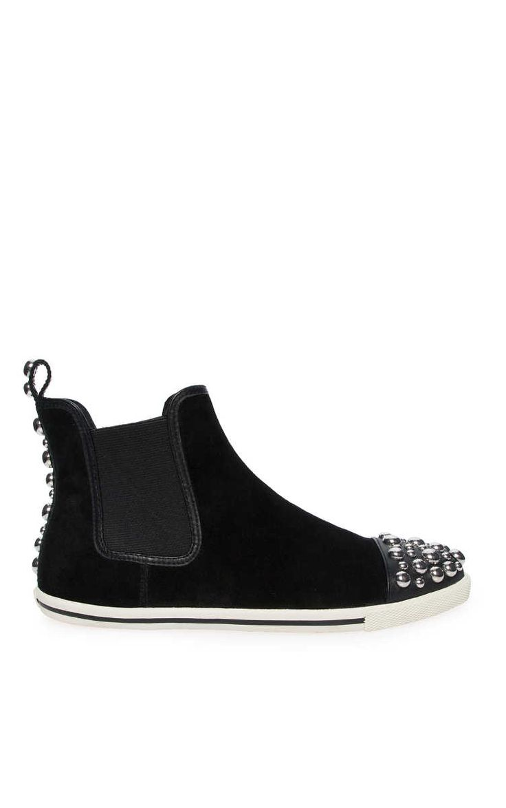Sneakers M9000409 BLACK/SILVER - Marc by Marc Jacobs - Designers - Raglady
