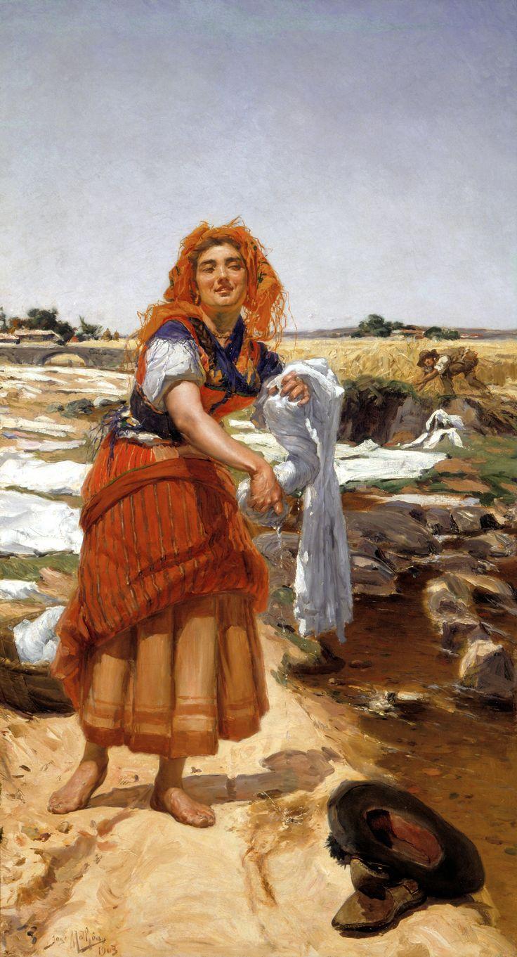 Clara de Jose Malhoa sec xix em portugal