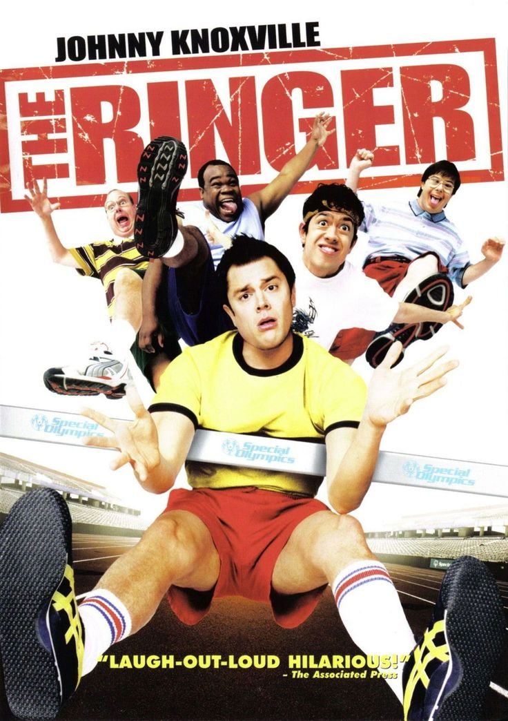The Ringer (2005) PG 13 - Director: Barry W. Blaustein - Writer: Ricky Blitt - Stars: Johnny Knoxville, Katherine Heigl, Brian Cox - A young guy's only option to erase a really bad debt is to rig the Special Olympics by posing as a contestant. - COMEDY / SPORT