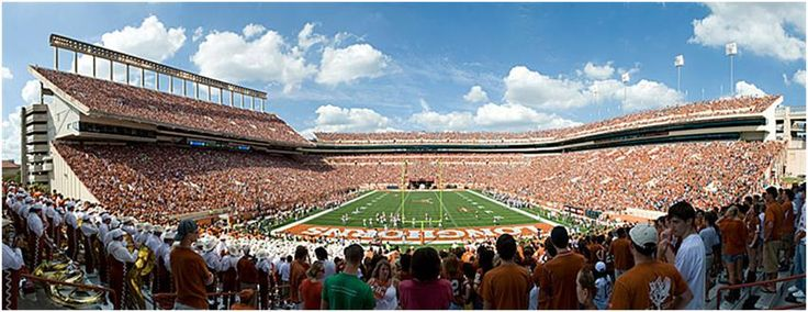 Best Places To Watch A UT Football Game