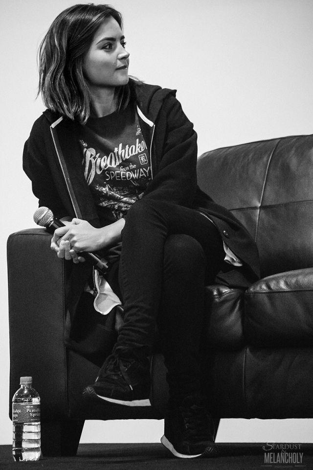 Jenna Coleman style inspo