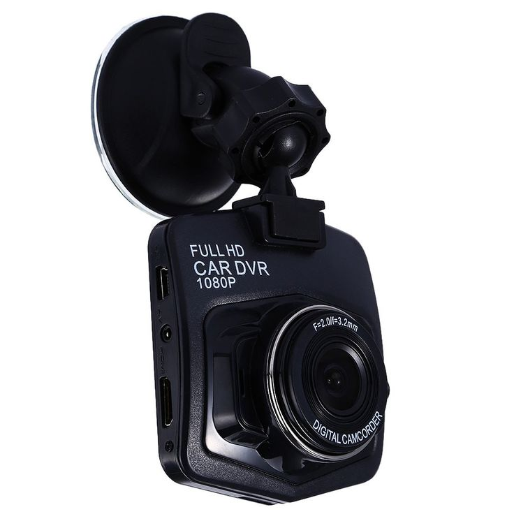 Newest Technology GT300 Car DVR 1080P Camera Full HD Video Recorder