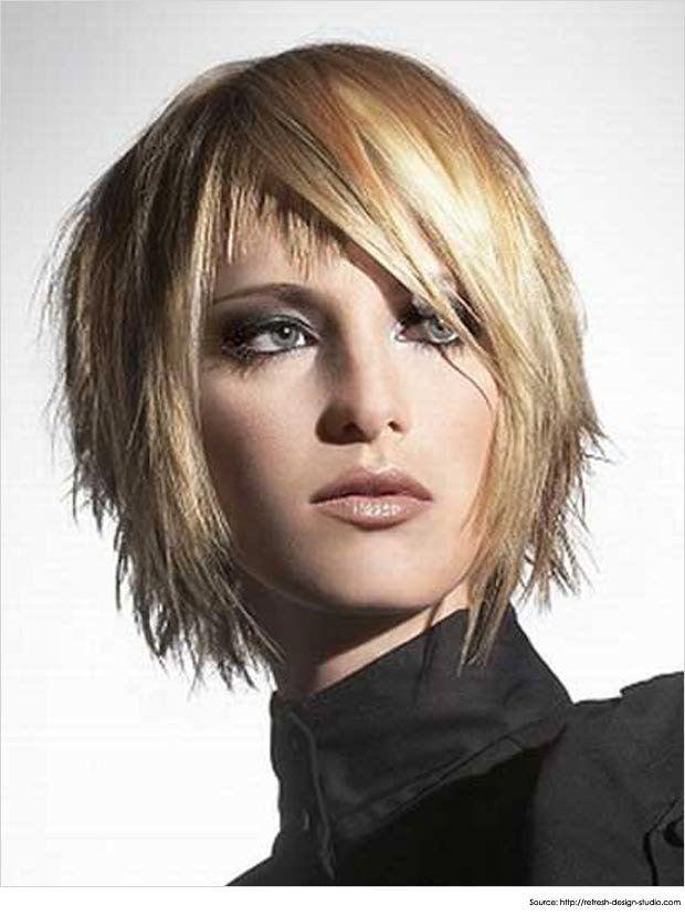 длинной она стрижки на средние волосы рваные концы фото допущены выращиванию