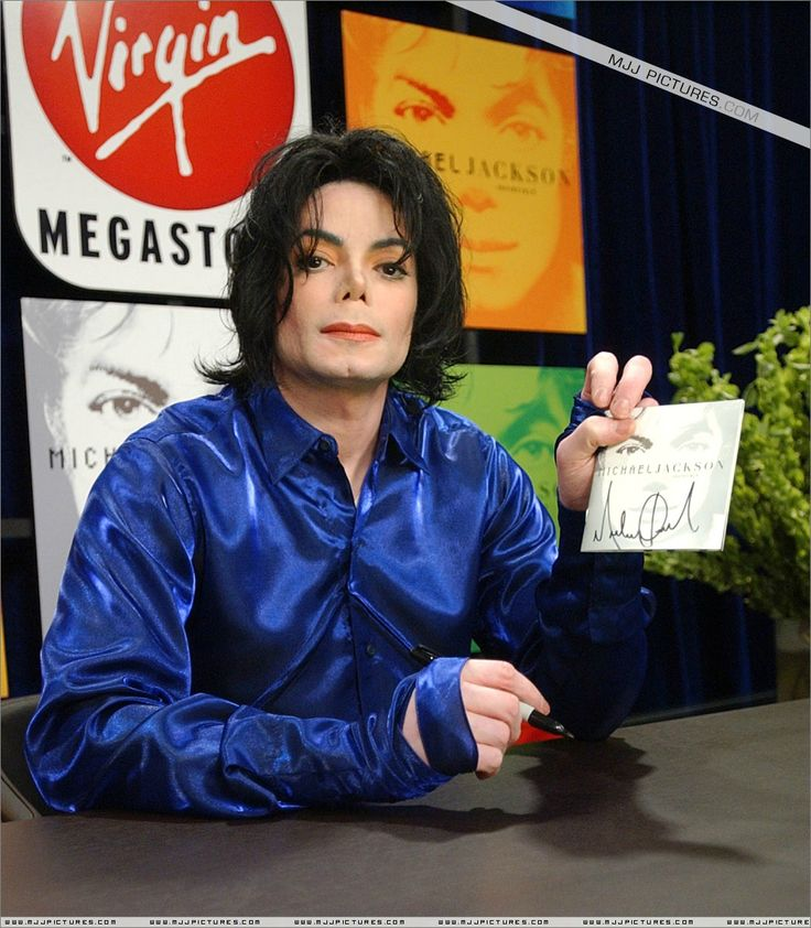 Michael Jackson wants to know just how badly you want his autograph.