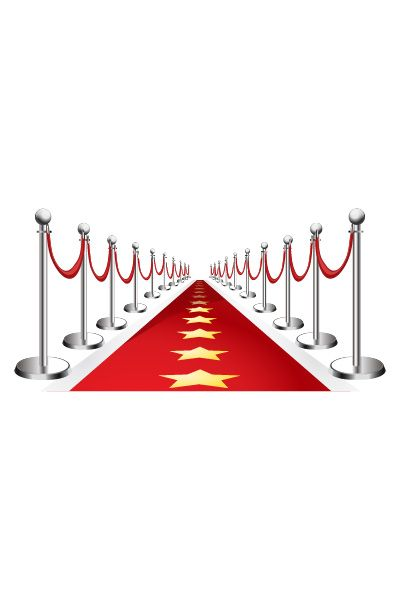 Red Carpet Vector Image #hollywood #vector #movie #redcarpet http://www.vectorvice.com/hollywood-vector-pack