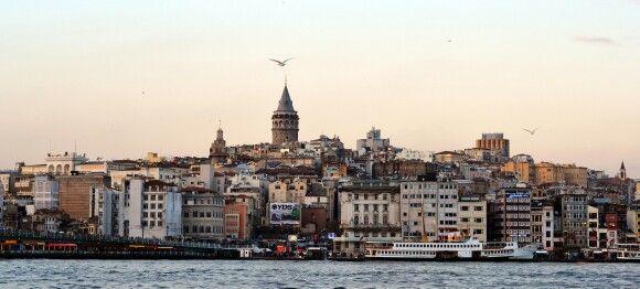 İstanbul Galata Kulesi