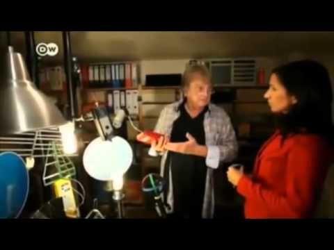 Este es un reportaje de la Televisión Alemana (DW), realizado en el 2012, donde se advierte de los riesgos para nuestra salud del uso de las Bombillas de Baj...