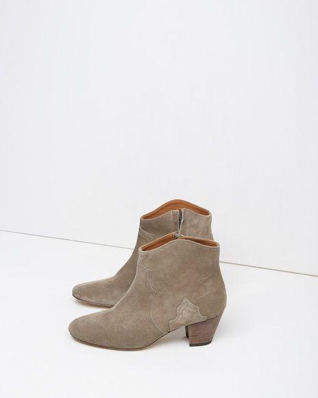 Isabel Marant   Dicker Boot   La Garçonne