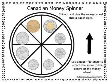 Canadian Money Freebie!