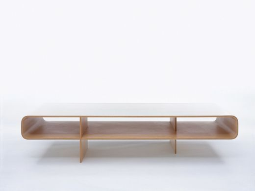 Loop Table, 1997 Design: Barber Osgerby Production: Cappellini + Isokon Plus