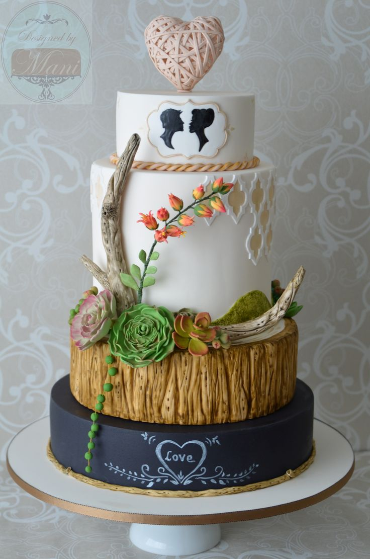 Let them eat cake rustic wedding chic -  Rustic Wedding Chic 2703 Best Let Them Eat Cake Images On Download