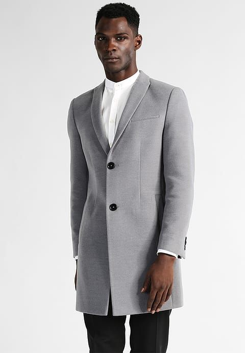 Viggo SEZ COAT - Manteau court - grey - ZALANDO.FR