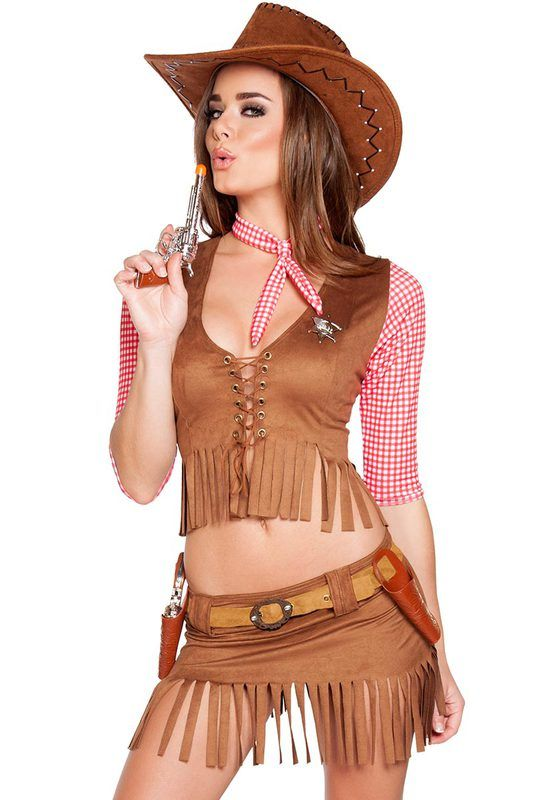 3wishes.com - Sexy Cowgirl Costume, $79.95 (http://www.3wishes.com/sexy-costumes/cowgirl-indian-costumes/sexy-cowgirl-costume/)