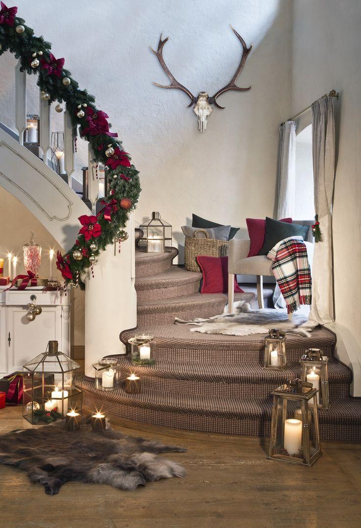 Die besten 25 langer flur ideen auf pinterest - Treppe dekorieren ...