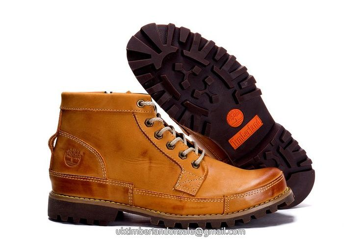 Sunrise Wheat Style Men Lace-Up Leisure Timberland Earthkeepers 6 Inch Boots $90.99