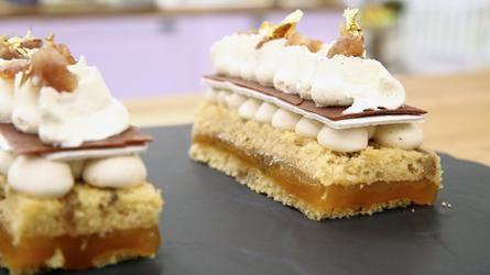 Recette Du Cake Marbre Du Chef Lignac Cyril