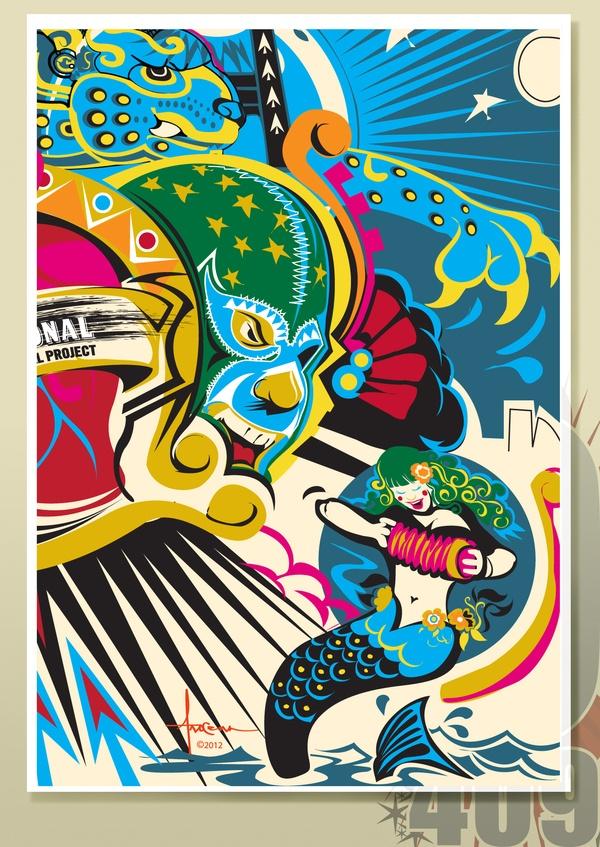 JOSE CUERVO TRADICIONAL CALIFORNIA EVENT 9/2012 by Orlando Arocena, via Behance http://www.behance.net/gallery/JOSE-CUERVO-TRADICIONAL-CALIFORNIA-EVENT-92012/5173153