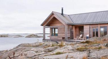 nowoczesna STODOŁA   nowoczesne domy   projekty domów   domy typu stodoła   modern barn