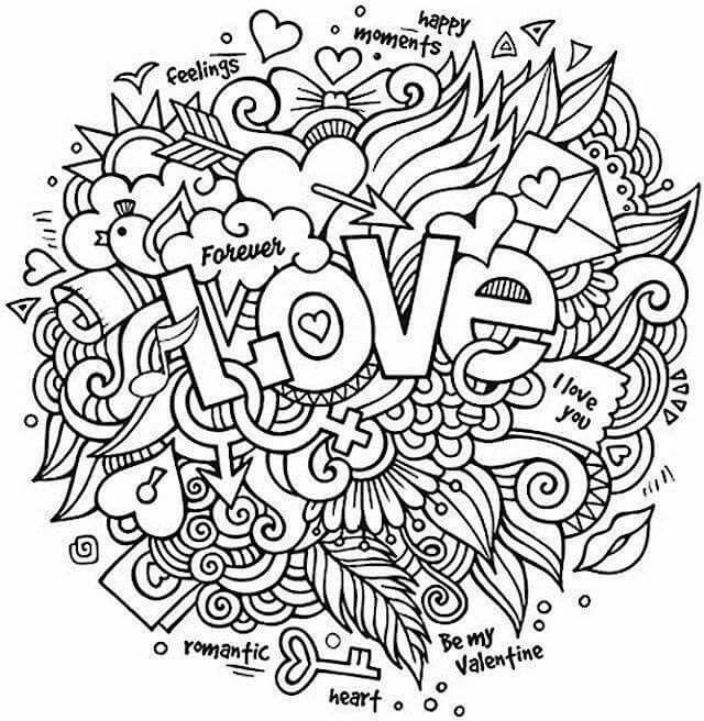 26 best Random Doodle Coloring Pages images on Pinterest ...