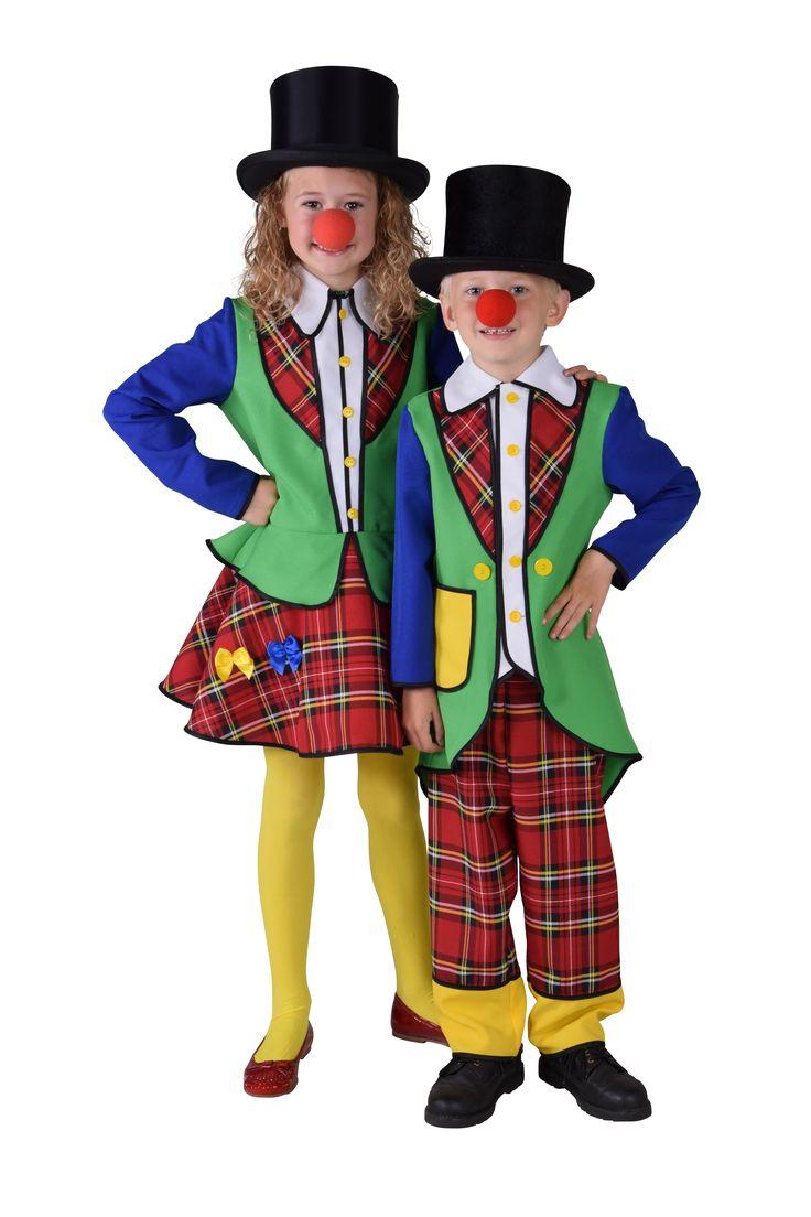 1000 id es propos de d guisement clown sur pinterest deguisement clown enfant deguisement - Idee deguisement enfant ...