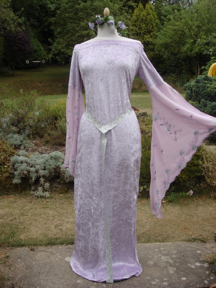 Awesome Pagan Handfasting Gowns Motif - Ball Gown Wedding Dresses ...
