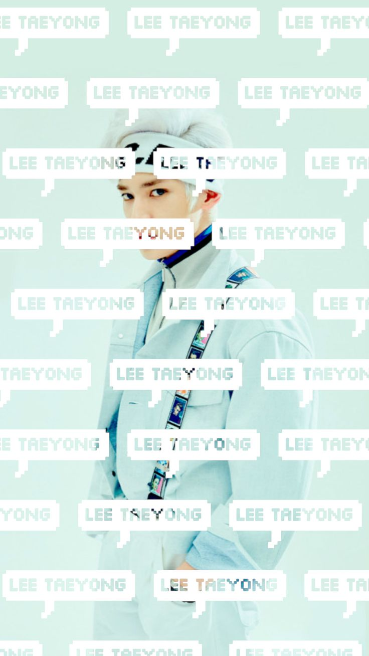 NCT U || Taeyong wallpaper for phone