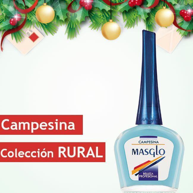 Colección Rural #masglo #masglolovers #4free #4freestyle #nailpolish #nails #nail #nailart #nailswag #naildesign #nailartist #nailaddict #naillacquer