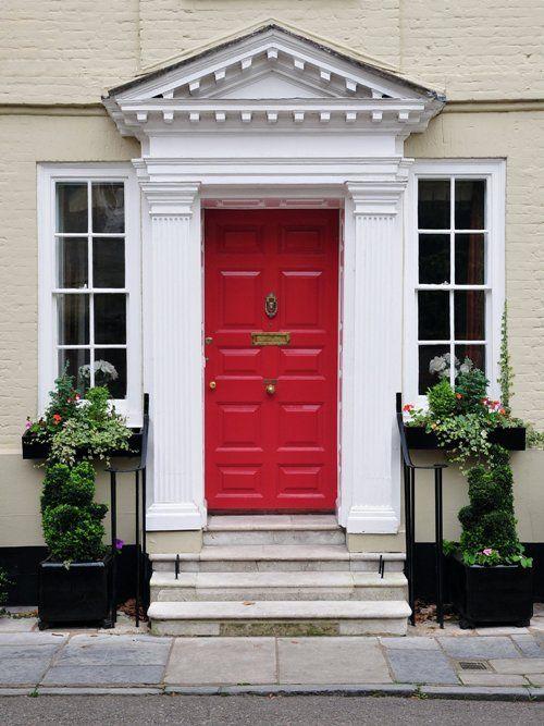 33 best Fabulous Front Doors images on Pinterest | Color pallets ...