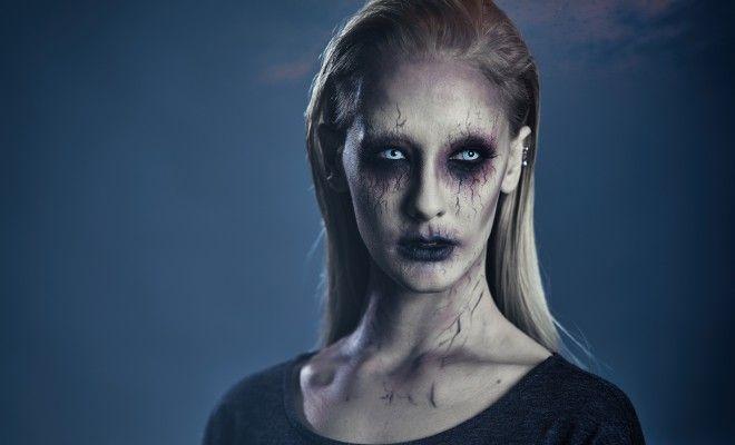 Demon makeup tutorial                                                       …