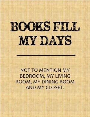 Aaaahhhh, books http://writersrelief.com/