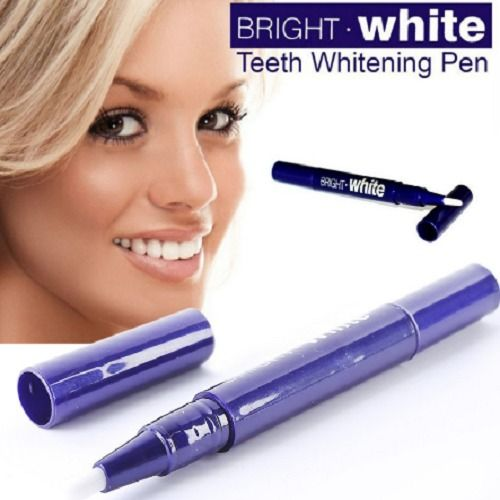 Teeth Whitening Pen Tooth Gel Whitener Bleaching System Stain  Remove Instant  | eBay