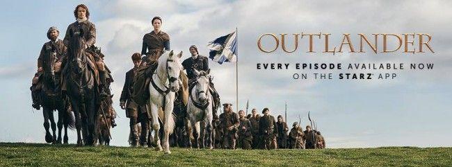 'Outlander' Season 3 April 1st, 2017