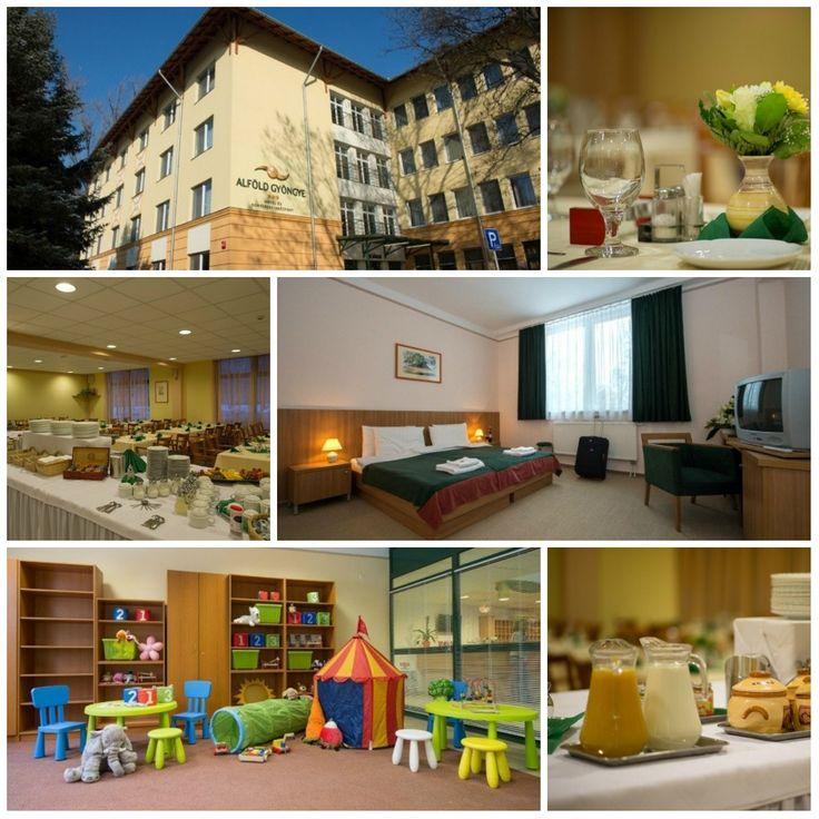Alföld Gyöngye Hotel Orosháza  -   Karácsonyi kényelem  9.875 Ft/fő/éjtől!
