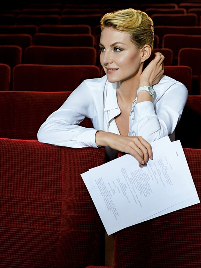 Рената Литвинова в рекламе часов Rado| Новости на The Place