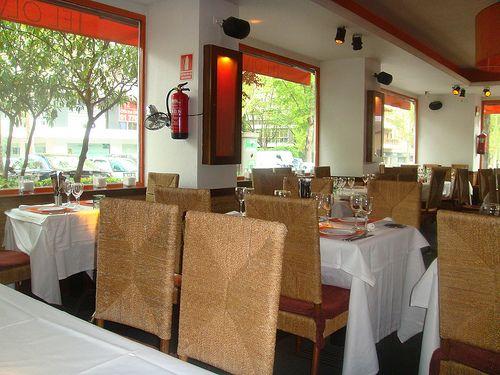 Restaurante El Olvido - Madrid