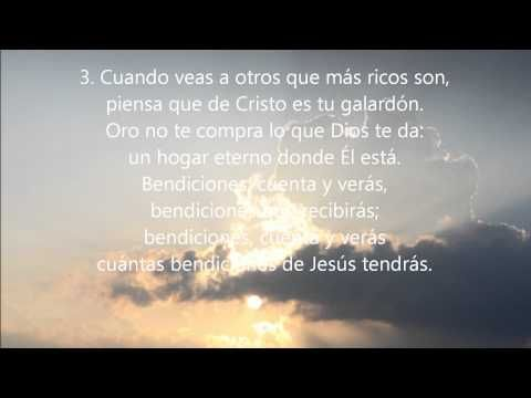 """""""Cuenta Tus Bendiciones"""" con letra (Himno SUD) (HD) - Rebecca López - YouTube"""