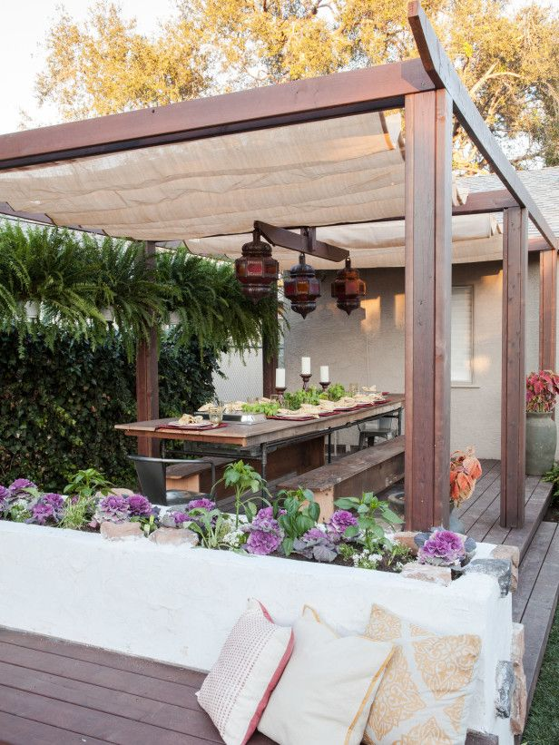 Tour a Spectacular Backyard Garden Designed by HGTV Yard Takeover's Chris Lambton : HGTV Gardens