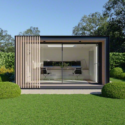 Eco Pod An Eco Friendly Outdoor Office Designed By Pod Space                                                                                                                                                     More