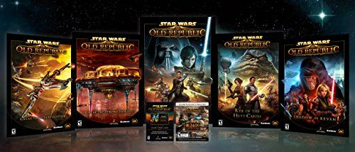 Star Wars: The Old Republic - Amazon Value Bundle Pack [Online Game Code]