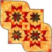 Victorian Table Runner by Southwind Designs. $8.50. Victorian Table Runner - Southwind Designs