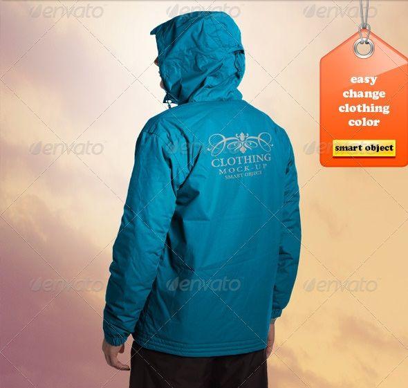 Download Free And Premium Apparel Mockups 56pixels Com Clothing Mockup Windbreaker Jacket Mockup