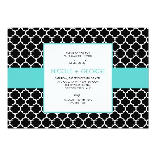 196 best holiday baby shower invitations images on pinterest baby chic band general party invitation tiffany stopboris Images